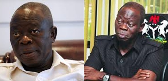 Oshiomhole Flees To USA After Being Interrogated By DSS In Abuja.