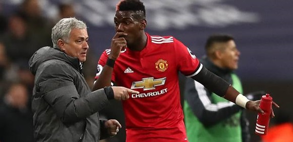 """EPL: Mourinho calls Pogba """"a virus"""" in front of Manchester United squad"""