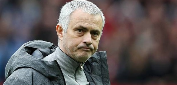 EPL: Mourinho blames two Manchester United legends for reportedly conspiring to get him sack