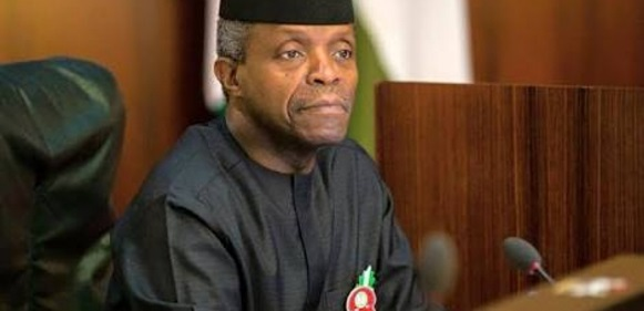 PDP Will Never Come Back To Aso Rock, Osinbajo Vows