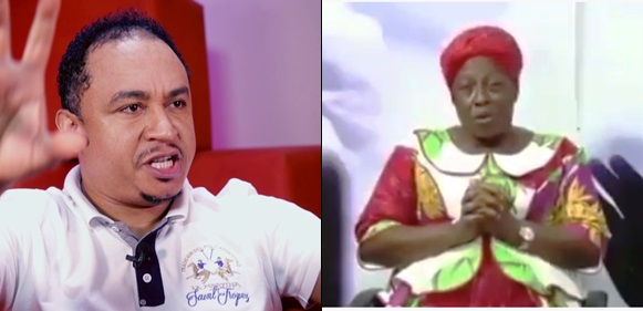 Daddy Freeze Slams Patience Ozokwor Over Viral Video, Says 'We Have Been Schooled In Error'