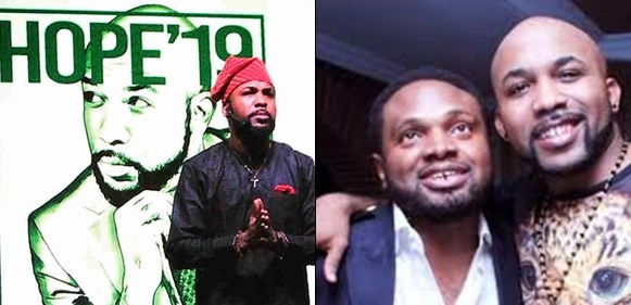 Banky W Is A Special Kind Of Person And He Is In Politics For Nigerians, Not For Himself- Cobhams Asuquo's Message About Banky W