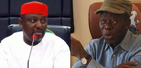 Okorocha Challenges Oshiomhole: Publish Your Achievements As Governor