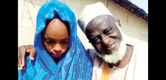 I'm In Love With My Young Bride, I Am Ready To Sue The Media – 70 Years Old Man Who Married 15 Years OldGirl Speaks Out
