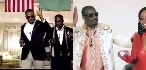 'You Are The First And Last Don'- Dbanj Tells Don Jazzy As He Celebrates Him On His Birthday With A Video From Mo Hits Record