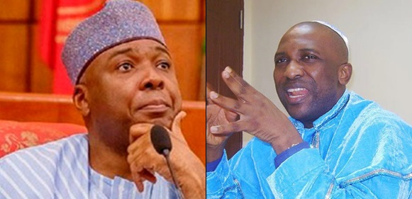 'only Saraki can unseat Buhari '- Primate Ayodele makes fresh predictions on winners of 2019 elections