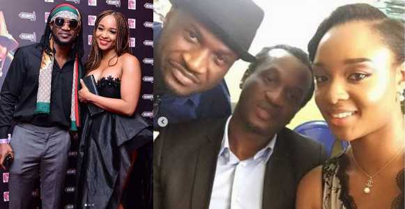 """""""We love you two and are wishing you, God's Love and peace"""" - Anita Okoye tells Paul and Peter on their 39th birthday"""