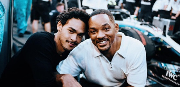 Will Smith is close to Tears as he reveals Relationship with First Son Trey