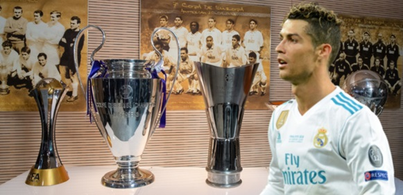 Cristiano Ronaldo To Be Erased From Real Madrid's History