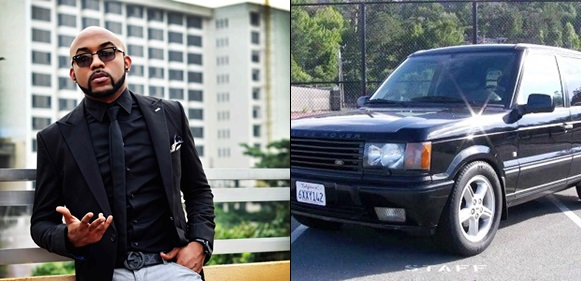Banky W Set To Auction His Range Rover Months After Getting Mocked By Some Girls