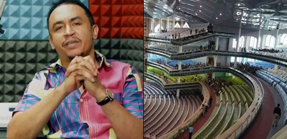 Daddy Freeze Reacts To The Dedication Of The Largest Church Auditorium In The World In Abuja