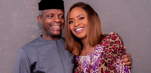 """""""I pray that God have mercy on them"""" - Kiki Osinbajo prays for 'heartless' people wishing her father died in the helicopter crash"""