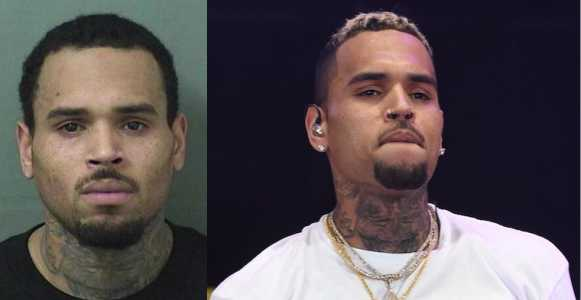 Chris Brown arrested, detained in Paris after rape accusation