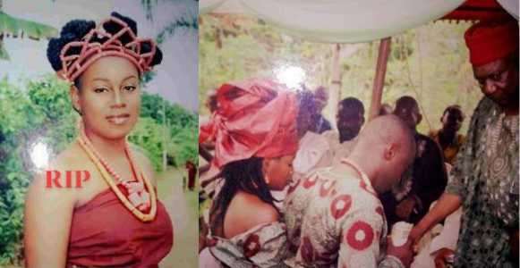 Lady allegedly poisoned to death for marrying against husband's family wish