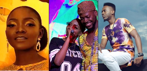 Adekunle Gold Celebrates His Lover And Singer Simi And Vows To Always Fight For Her, Simi Reacts