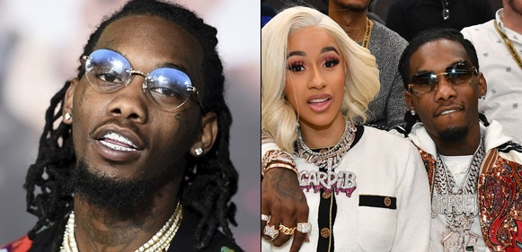 Rapper Offset Vows To Win Cardi Back