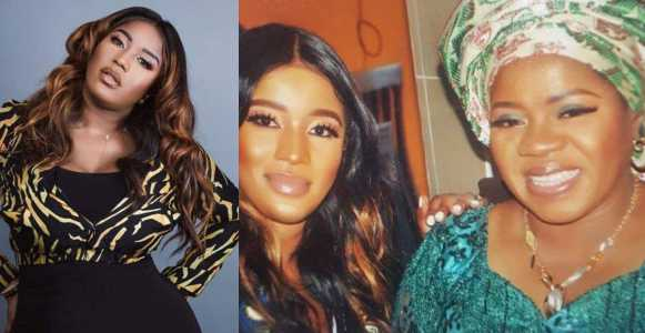 Singer, Melissa's mother murdered by her aggrieved workers in Lagos (Photos)
