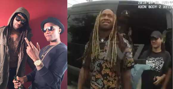 Wizkid's close friend, Ty Dolla $ign indicted for drug possession, faces 15 years in jail (Video)