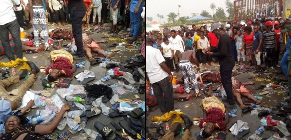 Many Killed In Stampede At APC Rally In Port-Harcourt
