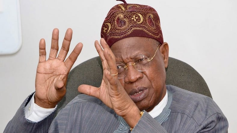 election, lai mohammed, salary, fg