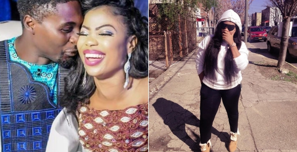 Actress Nkechi Blessing flees out of the country as Seyi Edun gets the Police to arrest her