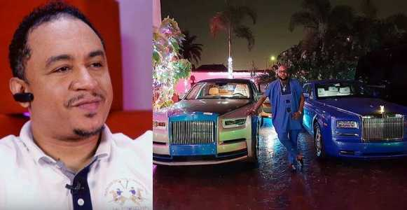 Daddy Freeze reacts to E-money buying a 2019 Rolls Royce Phantom