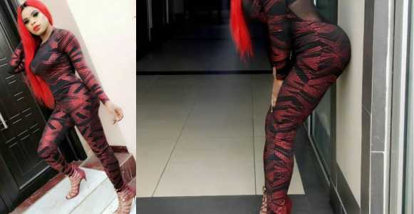 """""""I will use this a** to snatch all the Lagos Billionaires from ladies"""" – Bobrisky declares"""
