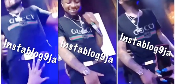 Davido Encourages Fan to Grab His P*nis in Bizarre New Video