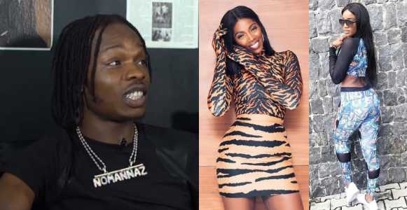 'Tiwa Savage is not s*xually attractive' - Naira Marley says (video)