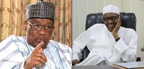 Resist The Temptation To See Your Opponents  As Your Enemies  - IBB Tells Buhari, Speaks  On His Victory