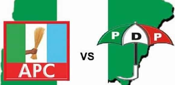 Governorship election results: See number of states won by APC, PDP
