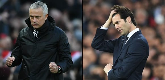 Real Madrid Contact Mourinho To Replace Solari As Manager