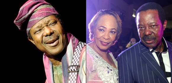 Kings Sunny Ade's wife, Hon. Ajoke Riskat Adegeye, talks about his amorous side