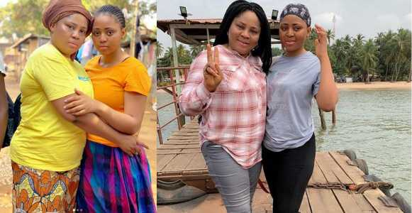 Actress Regina Daniels reveals how her mom sacrificed her marriage and  acting career for her