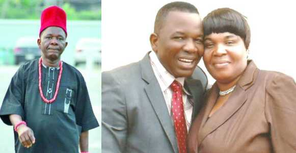 Dad wanted me to marry woman older than me before I met my wife – Chiwetalu Agu