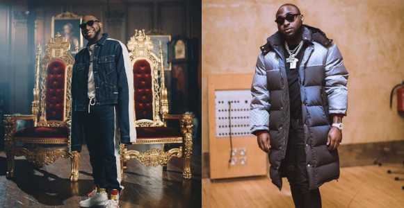 Davido Responds to Fan who told him to face his Music and leave Politics