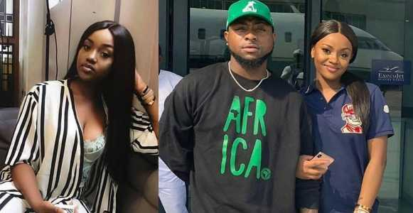 Davido reveals why Chioma has suddenly disappeared from social media