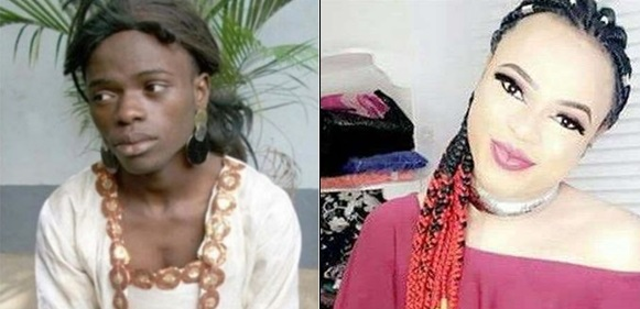 I suffered for years – Bobrisky shares old photo of himself, recounts his grass to grace journey