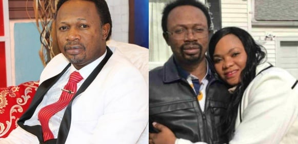 Prophet Joshua Iginla got married to his babymama 4-yrs ago, expecting second child