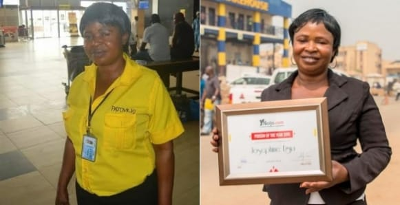 Josephine Agwu, Airport cleaner who returned millions of Naira forgotten, laments on not been rewarded for honesty