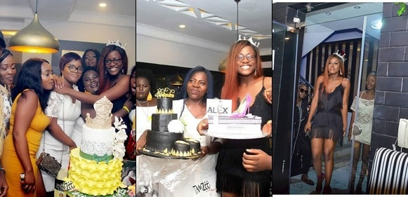 Official Photos From Alex Unusual's 23rd Birthday Party