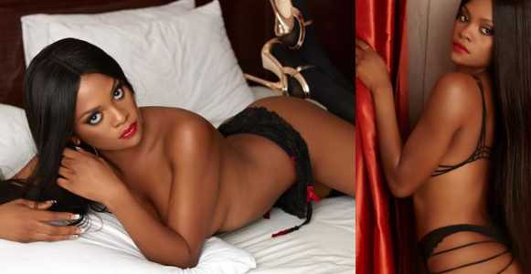 Checkout Breathtaking Photos Of Paul Psquare's Former Singer, Lucy