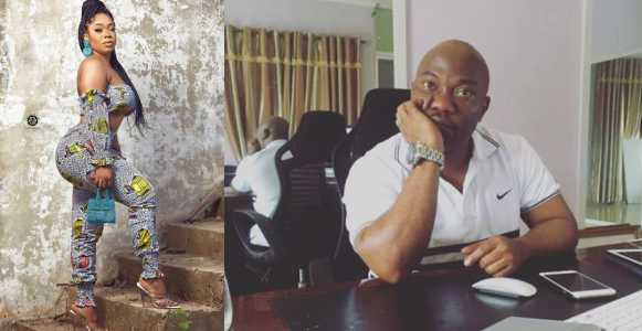 Moesha Baduong reacts to claims she slept with an HIV positive man