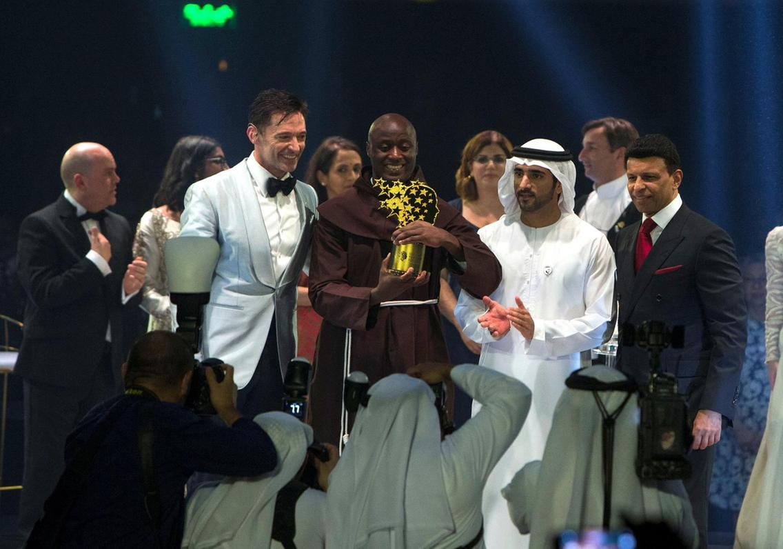 Teacher Who Donates His Salary To Poor Students, Wins $1M Global Prize