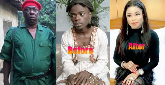 People who bleach their skin are just stupid – Actor, Charles Awurum
