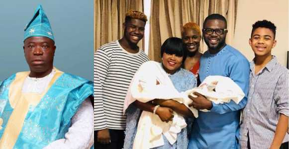 Tonto Dikeh reacts to prophet who predicted barrenness for Funke Akindele