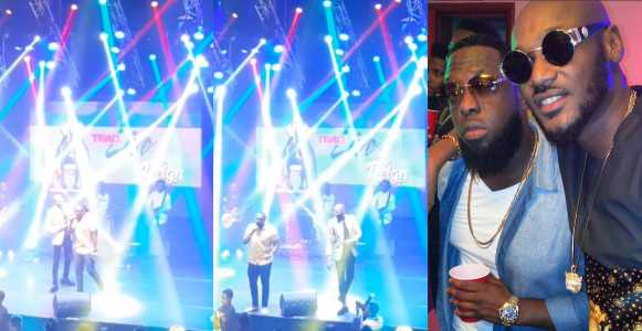 Timaya reveals the advice 2face gave him when he spent money on cars (Video)