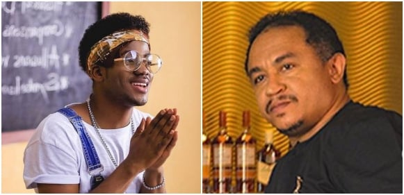 Korede Bello, Daddy Freeze