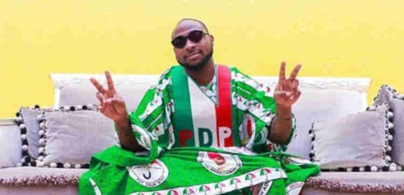 Davido Tells Nigerians What To Do On Election Day
