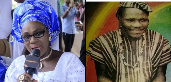 """Over my dead body would I get married again""–Iya Rainbow"